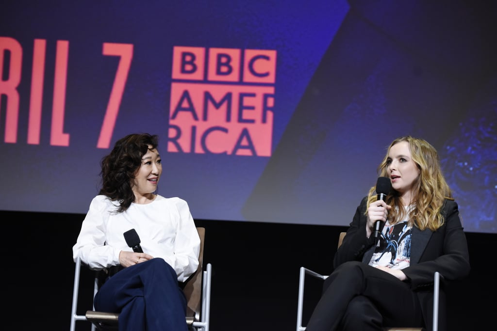 Sandra Oh and Jodie Comer's Real-Life Friendship in Photos