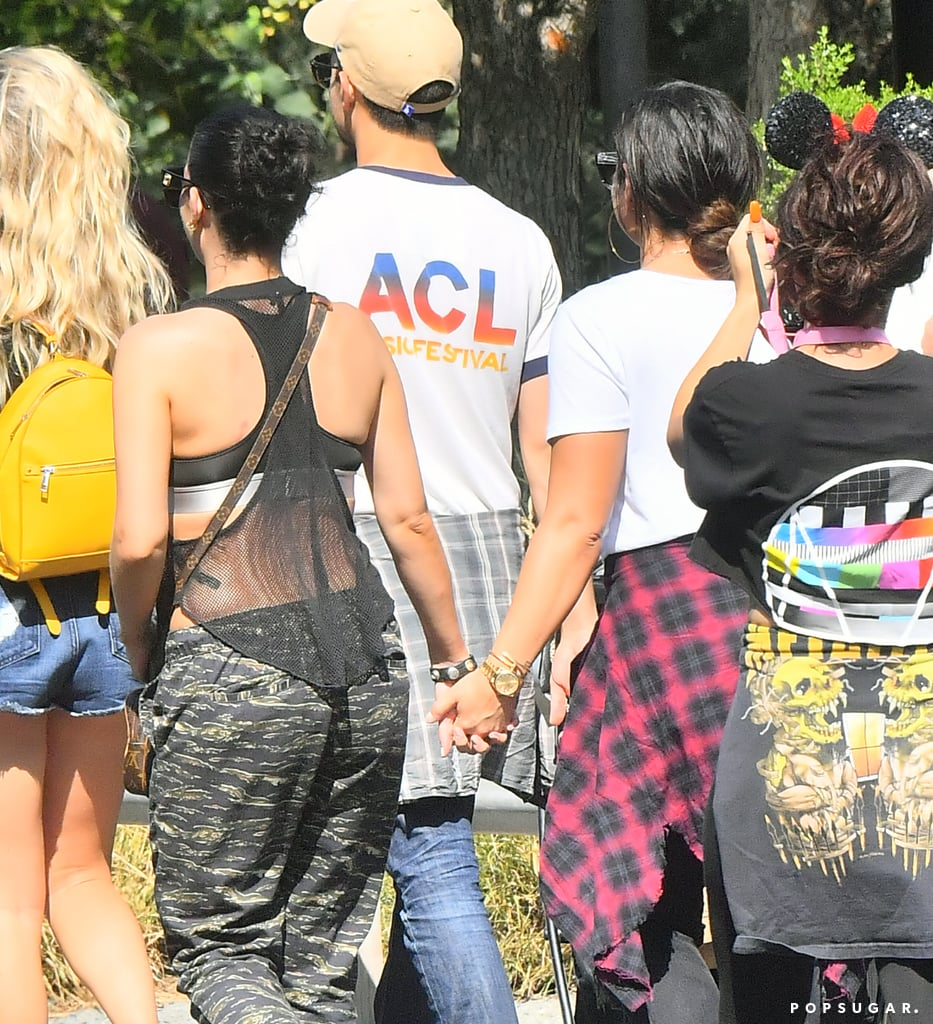 Demi Lovato Held Hands With A Woman At Disney And The Internet Is Losing It