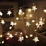 Twinkle Star 100 LED Star String Lights