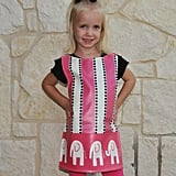 Elephant Fun Apron ($29.50)