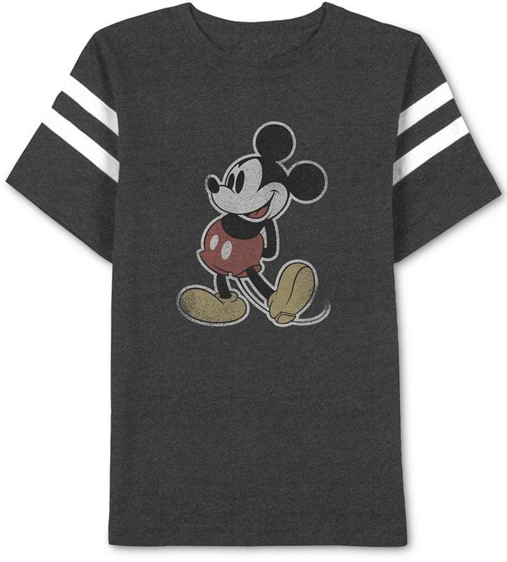 JEM Men's Mickey Mouse Graphic-Print T-Shirt ($30)