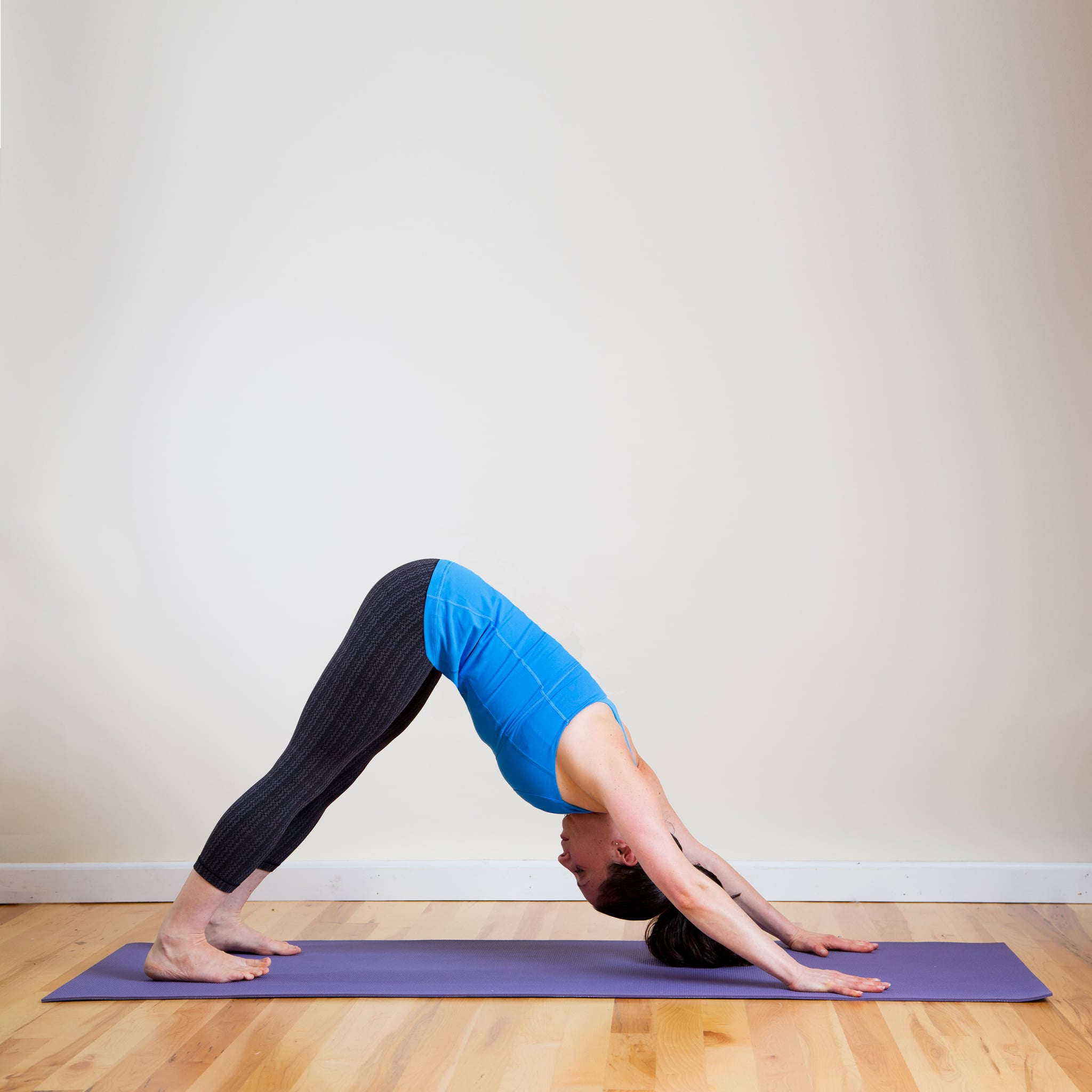 Downward Dog Yoga Position