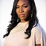 Serena Williams at Fashion's Night Out: The Show in 2010