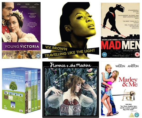 PopSugarUK's Must Haves of Films, DVDs and CDs Released in July 2009