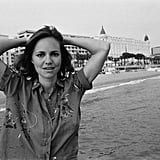 Sally Field posed near the water in 1979.