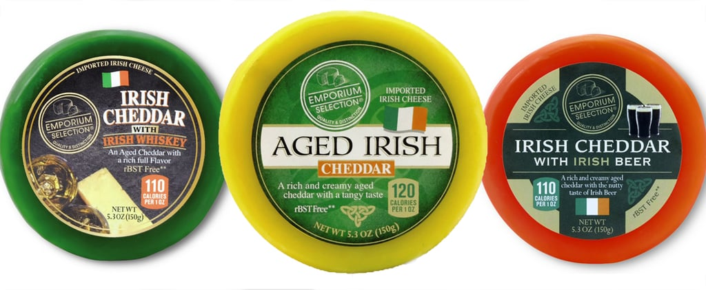 Aldi St. Patrick's Day Irish Cheese Collection 2021