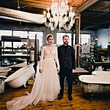 Quirky and Elegant Halloween Wedding