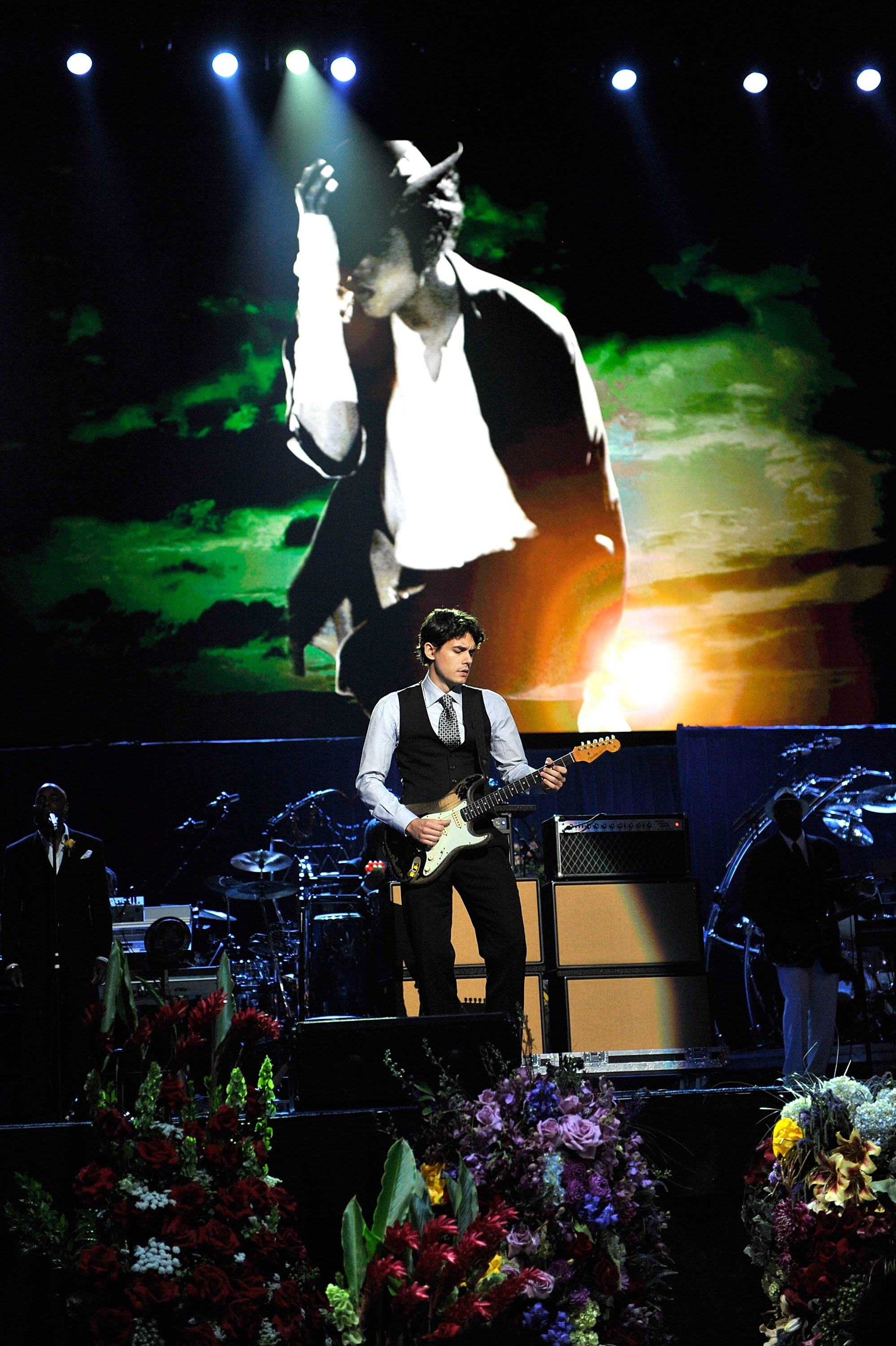 Photos Of Michael Jackson S Memorial Service Plus Video