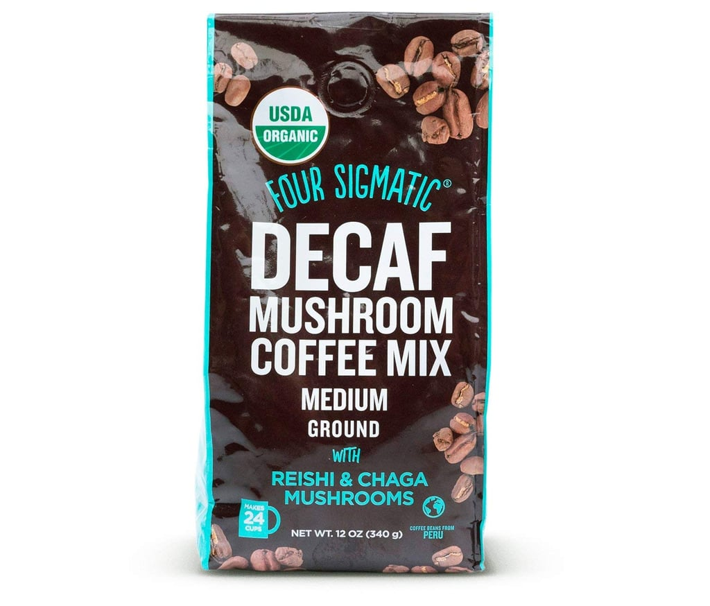 Four Sigmatic Organic Decaf Ground Mushroom Coffee With Reishi and Chaga