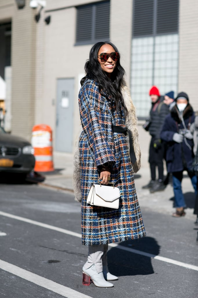 Shiona Turini at New York Fashion Week Fall 2016
