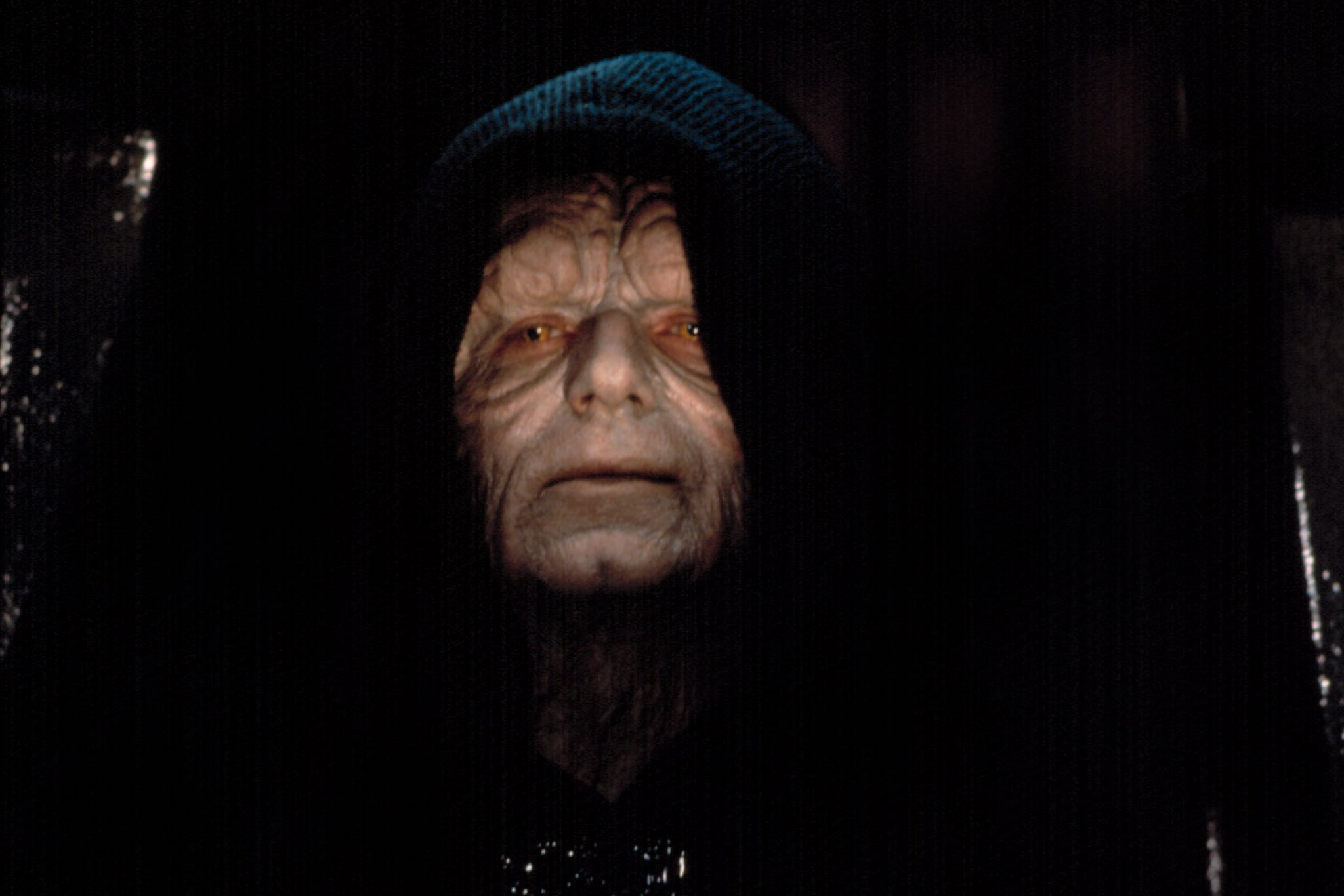 STAR WARS: EPISODE VI - RETURN OF THE JEDI, Ian McDiarmid, 1983