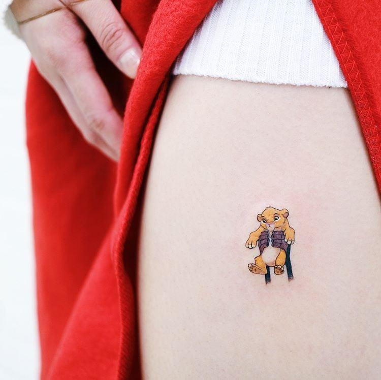 Lion King Tattoos