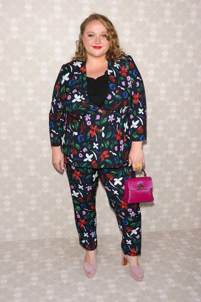 Danielle Macdonald at the Kate Spade New York New York Fashion Week Show