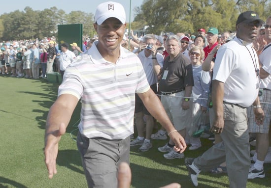 tiger woods has press conference at 2pm et