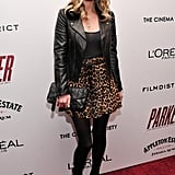Nicky Hilton attended a screening of Parker in New York City.