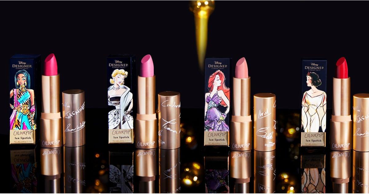 Colourpop Disney Makeup Collection Popsugar Beauty