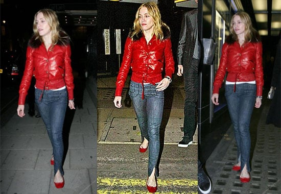Madonna's Mama Drama Continues