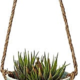 Mint Hanging Planter ($68)