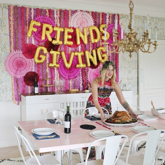 Friendsgiving on Pinterest
