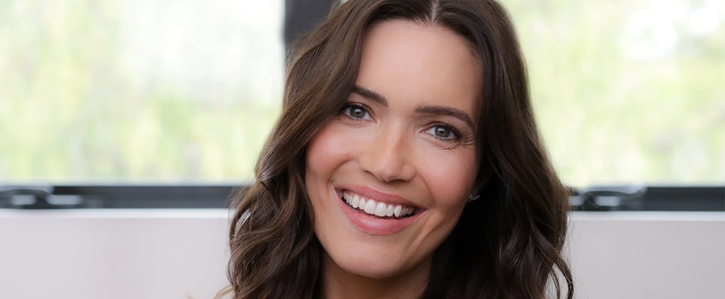 How to Get Mandy Moore's New Honey-Blond Hair Color