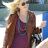 Pregnant Reese Witherspoon Mixes Fitness and Fun