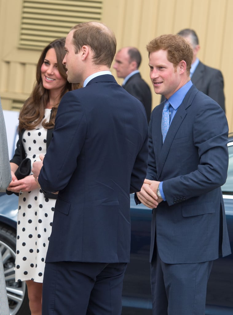 Kate Middleton Pregnant With Prince Harry and William Photos