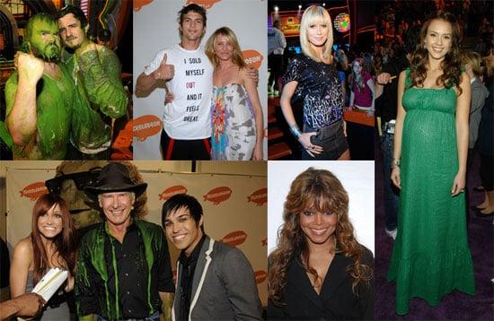 Winners of the Nickelodeon Kids' Choice Awards