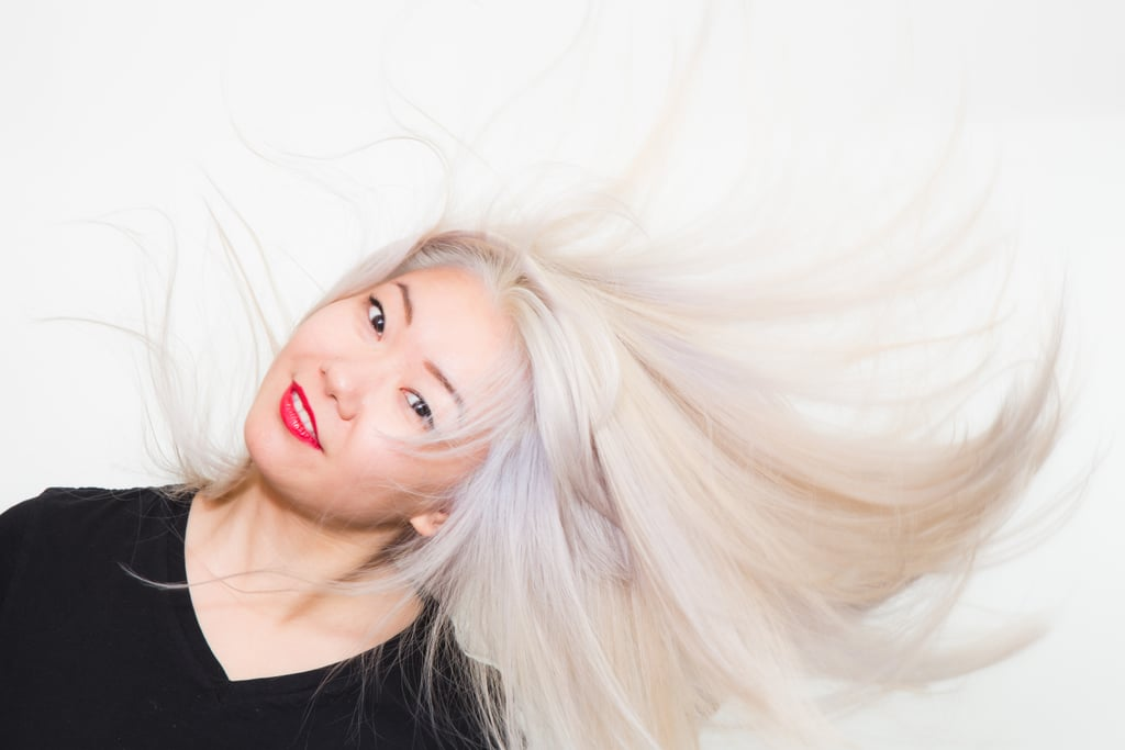 How To Dye Asian Hair Blonde Popsugar Beauty Australia