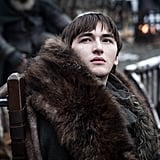 What color eyes does Bran have on Game of Thrones?