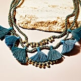 Bluma Project Luna Necklace in Sand or Lagoon