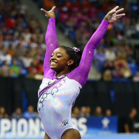 Simone Biles Floor Routine June 2016 | Video