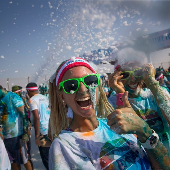 Color Run UAE 2017 Pictures