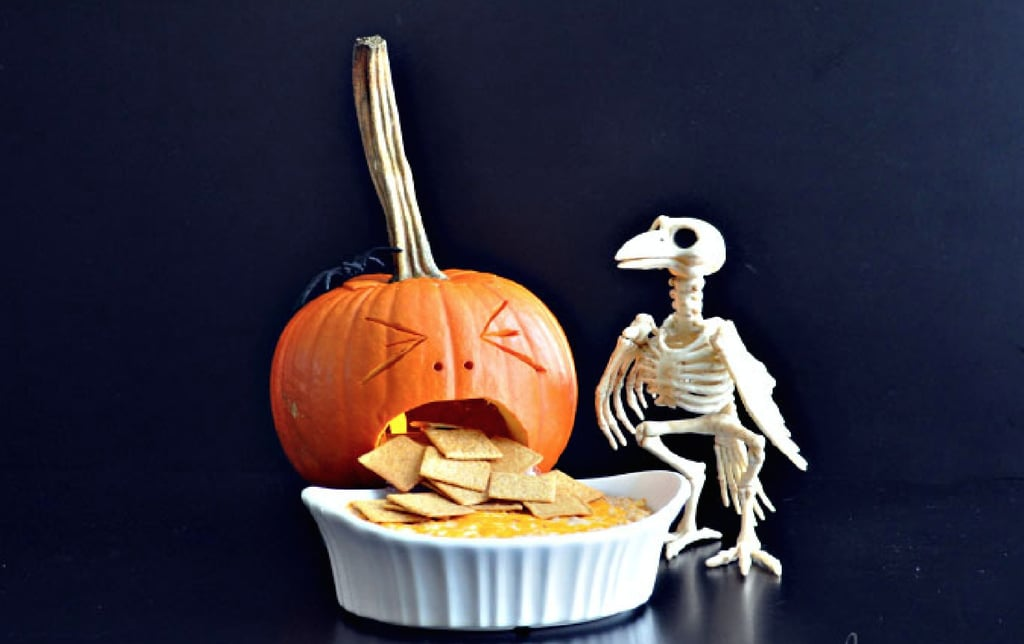 Kid-Friendly Halloween Dinner | POPSUGAR Moms