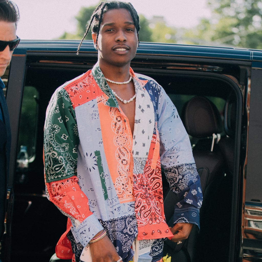 Proof That ASAP Rocky Has the Best Style | POPSUGAR Fashion