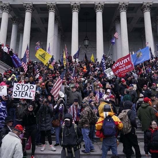 Pro-Trump Mob That Stormed Capitol Are Not Protesters