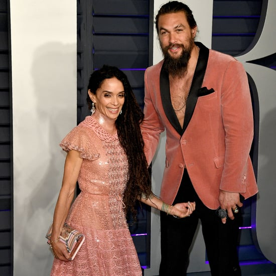 Jason Momoa Pink: Zoe Kravitz With Her Parents Pictures