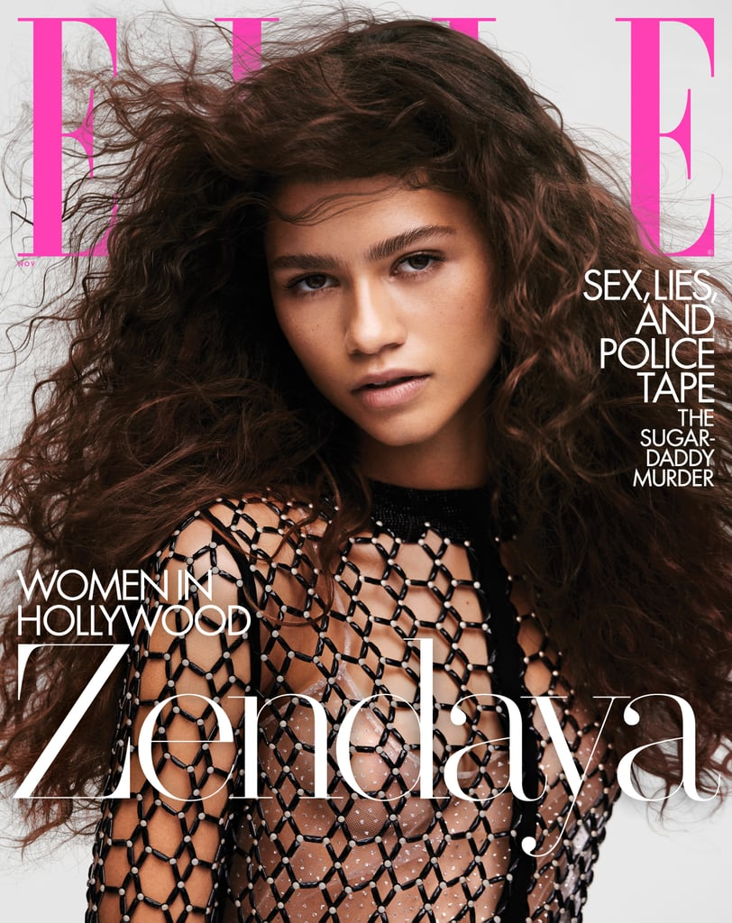 Zendaya's Quotes in Elle's Women in Hollywood Issue 2019