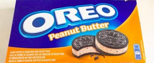 Peanut Butter Oreo Ice Cream Sandwiches Exist, but There's a Catch