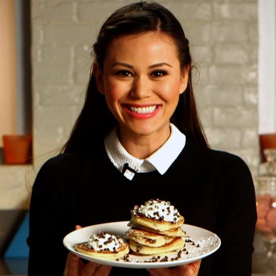 Pancakes 3 Ways: Banana Walnut, Chocolate Chip, and Blueberry Ricotta