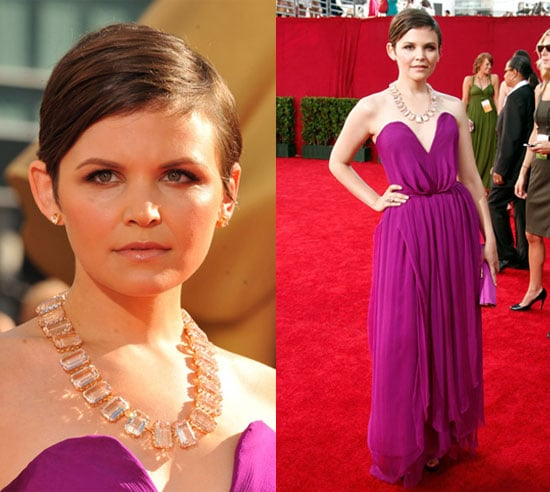 Photo of Ginnifer Goodwin at 2009 Primetime Emmy Awards