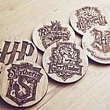 Harry Potter Coasters ($25)