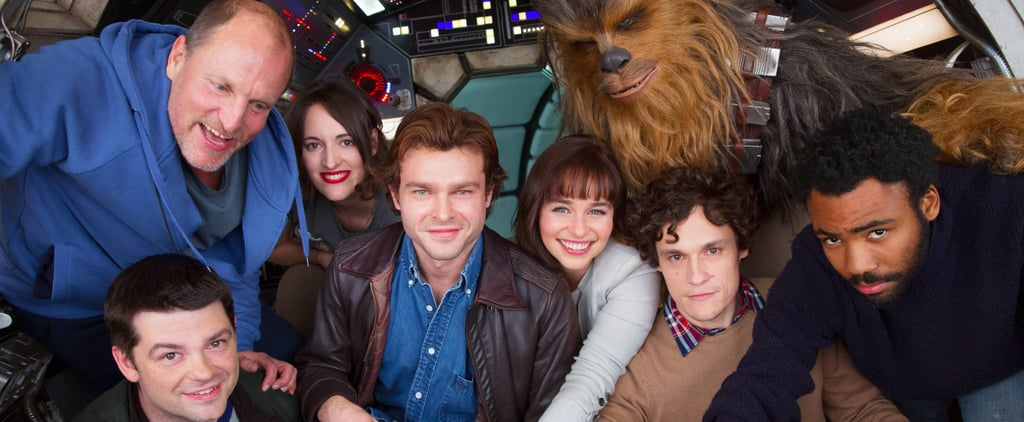 This Photo From Han Solo Movie Set Will Send Your Excitement Into Lightspeed