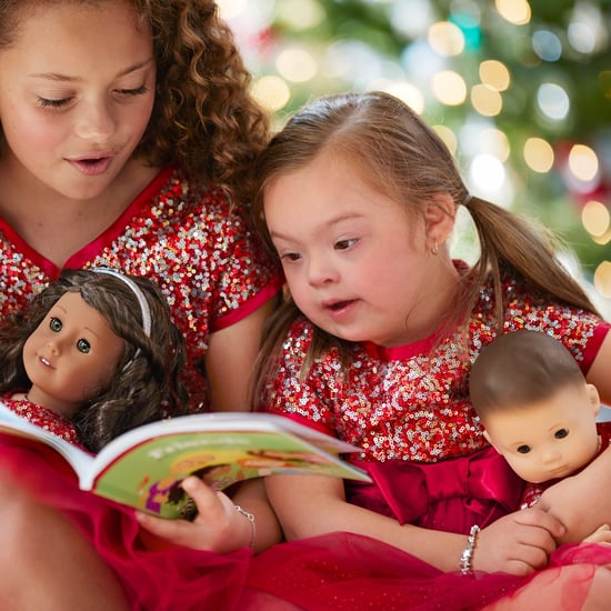 American Girl Catalog Features Girl With Down Syndrome