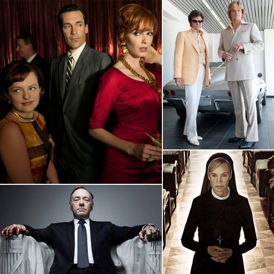 Emmy Nominations by Show 2013