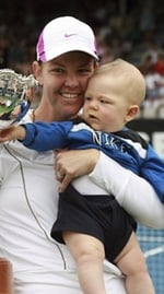 Lindsay Davenport is a Wonder Woman