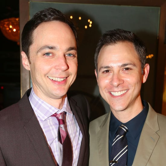 Jim Parsons Marries Todd Spiewak 2017
