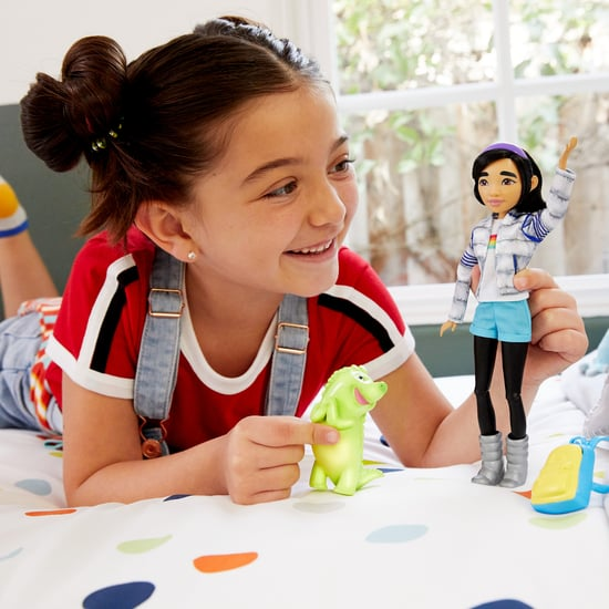 Netflix's Over the Moon Toys, Clothes, and Books