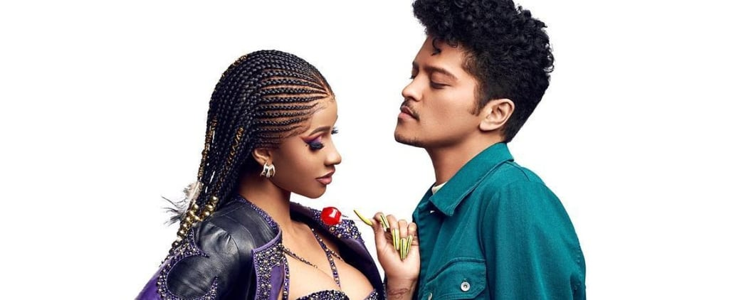 "Cardi B and Bruno Mars ""Please Me"" Song"