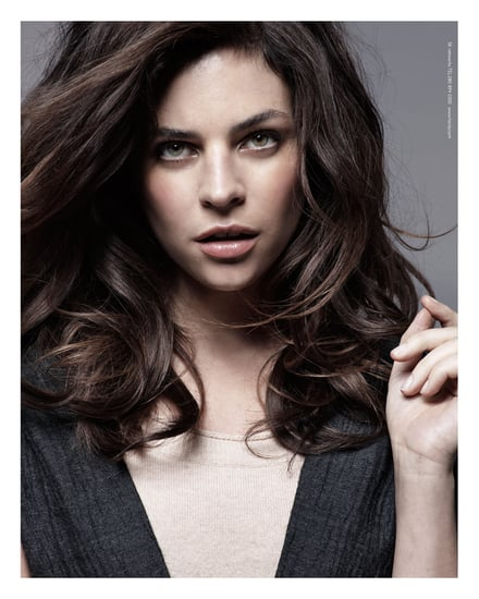 Photos of Julia Restoin Roitfeld in the Hanii Y Fall 2011 Ad Campaign
