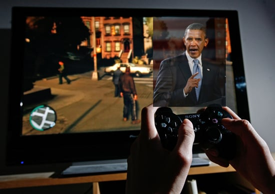 Barack Obama's Campaign Buys Ad Space in Video Games